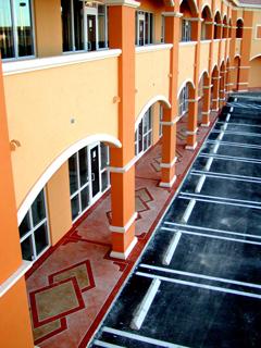 Outdoors Flooring